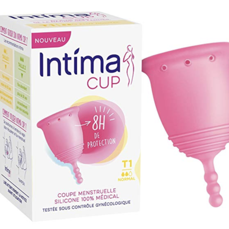 Day 1- The Menstrual Cup Experiment